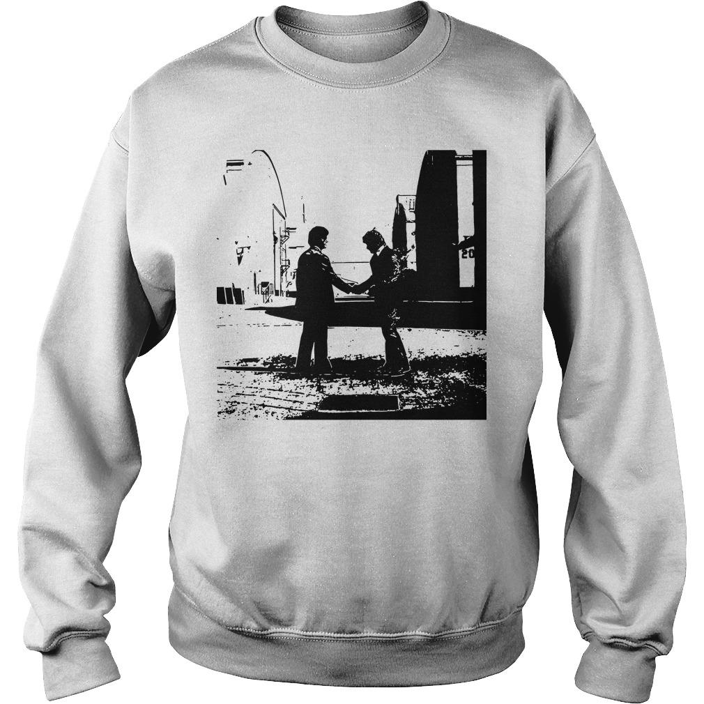 Pink Floyd Wish Black Sweater