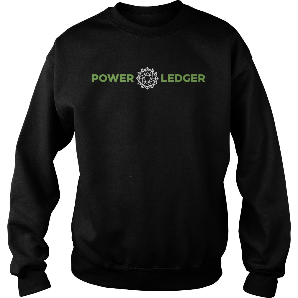Power Ledger Official Merchandise Powerledger Sweater