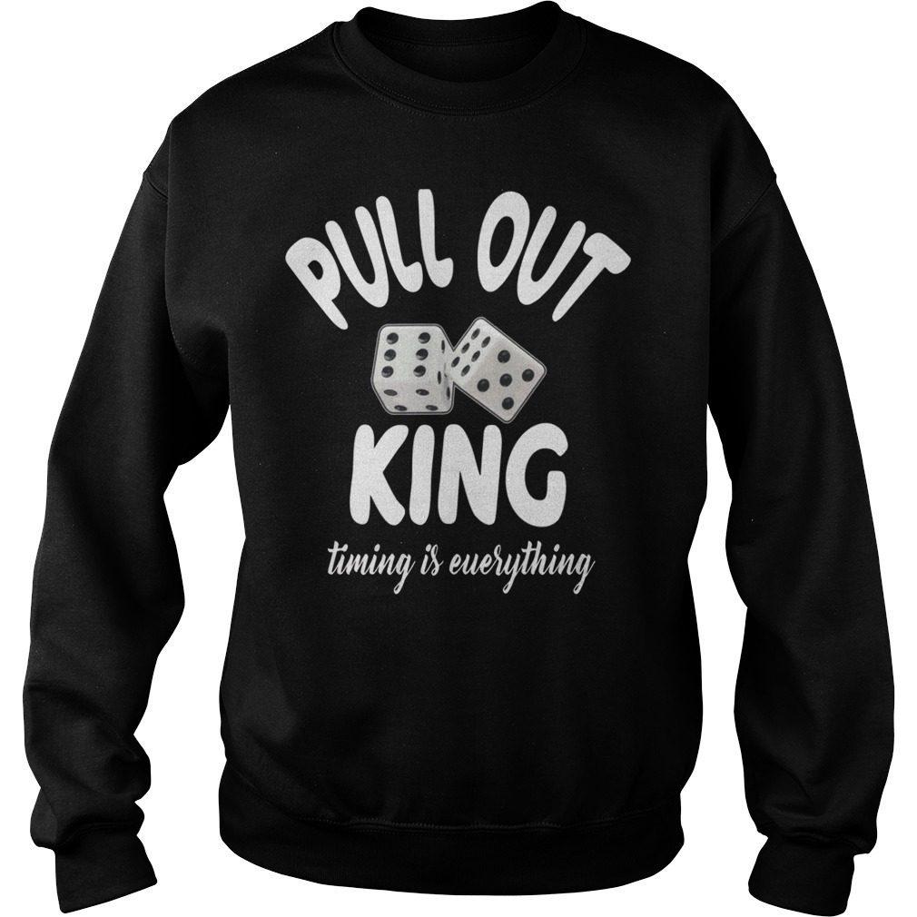 Pull King Timing Everything Sweater
