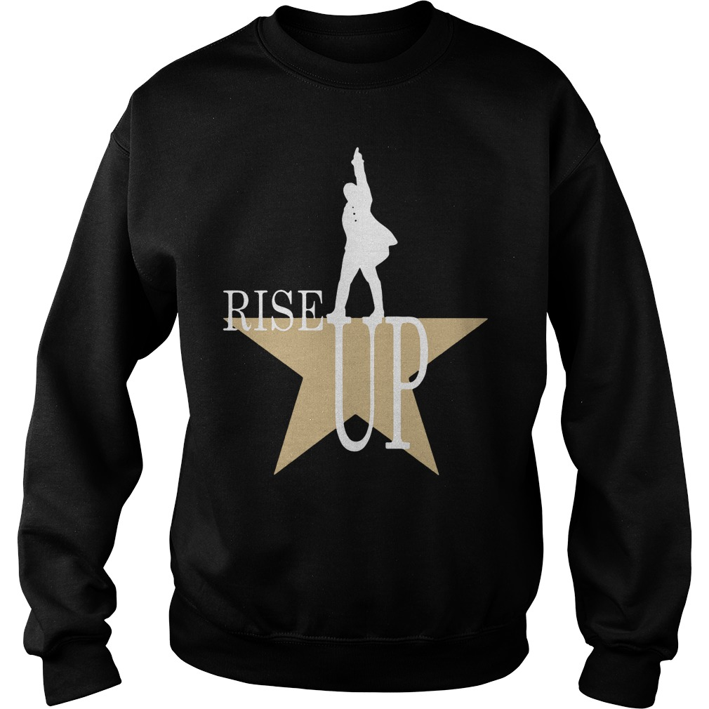 Rise Hamilton Musical Sweater