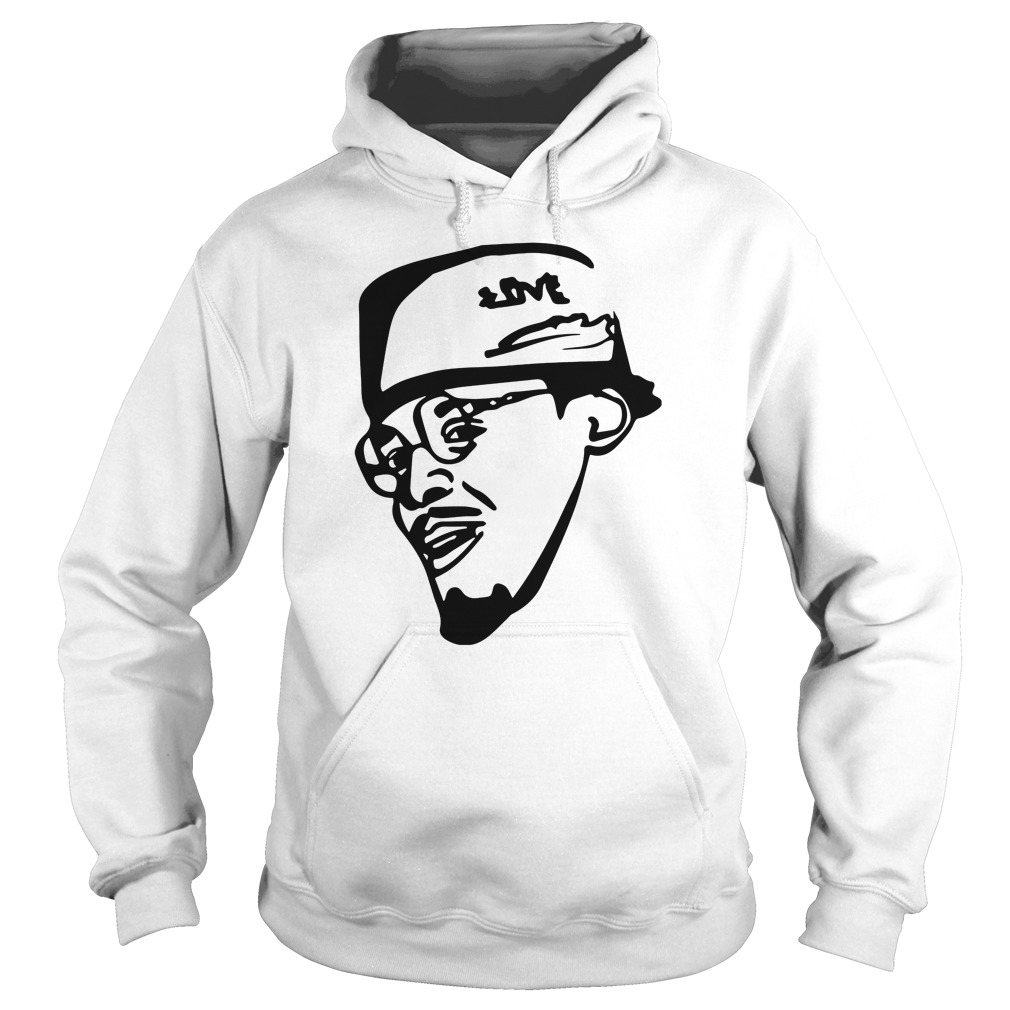 Ron Rivera Face Hoodie