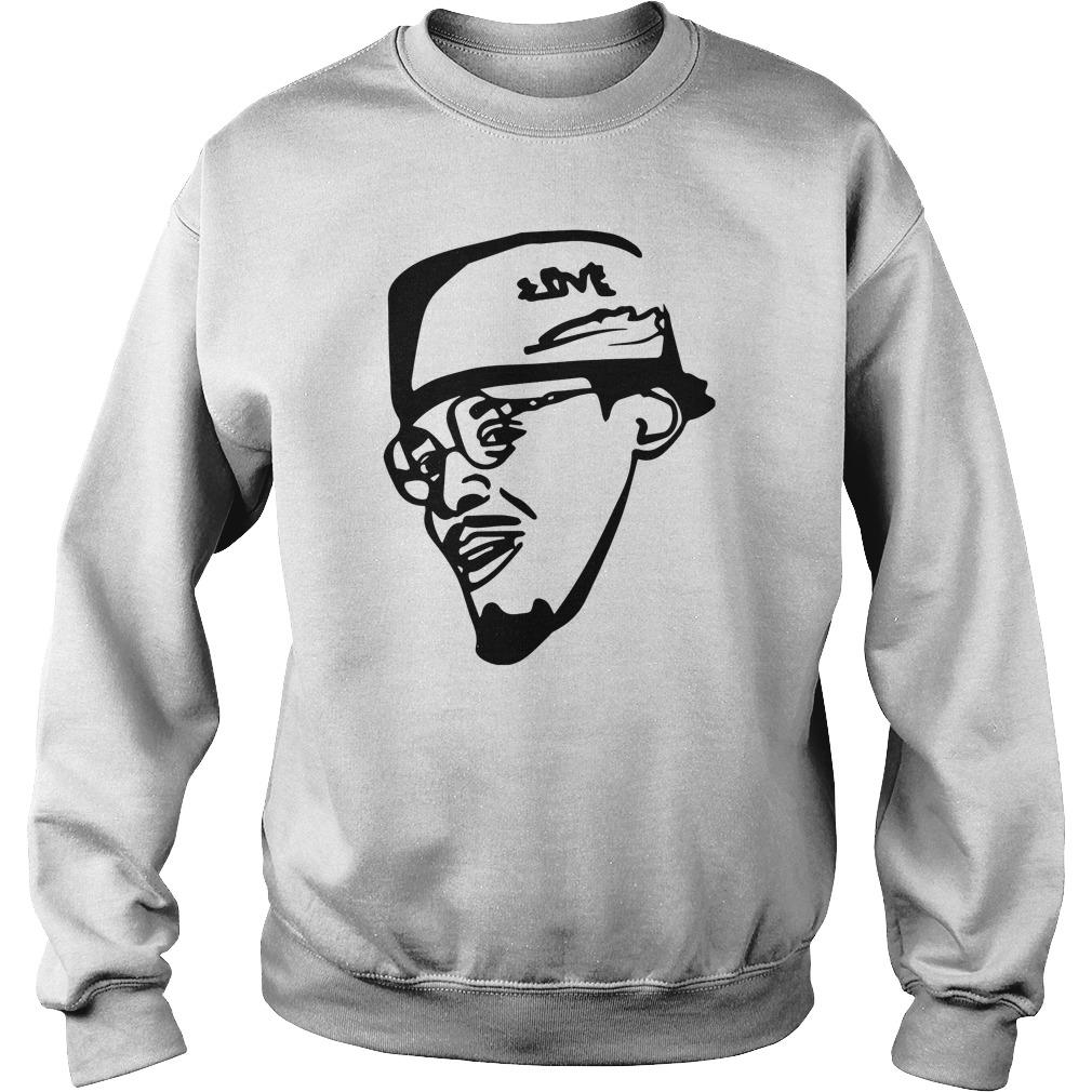 Ron Rivera Face Sweater