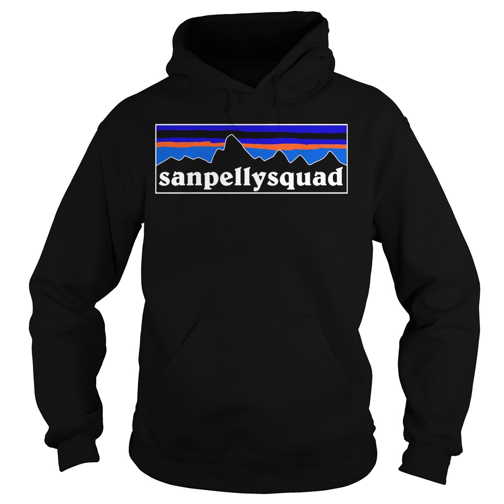 Sanpellysquad Full Logo Hoodie