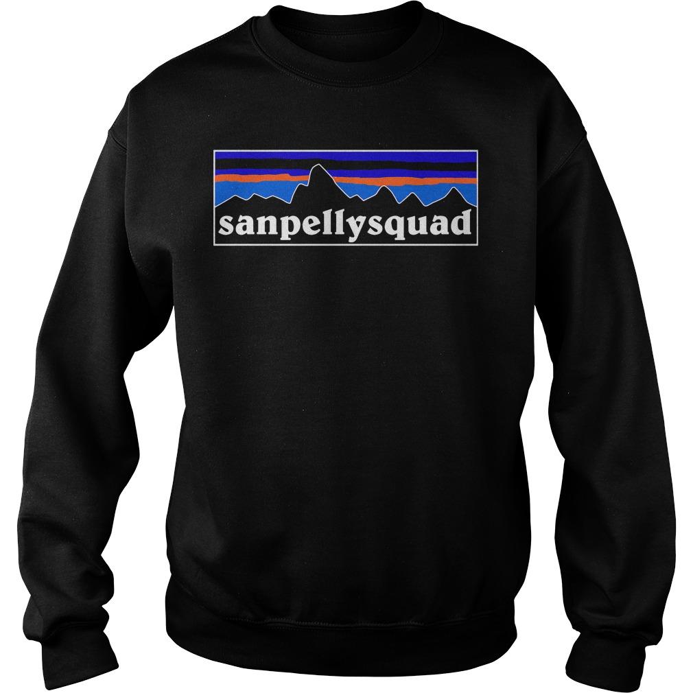 Sanpellysquad Full Logo Sweater
