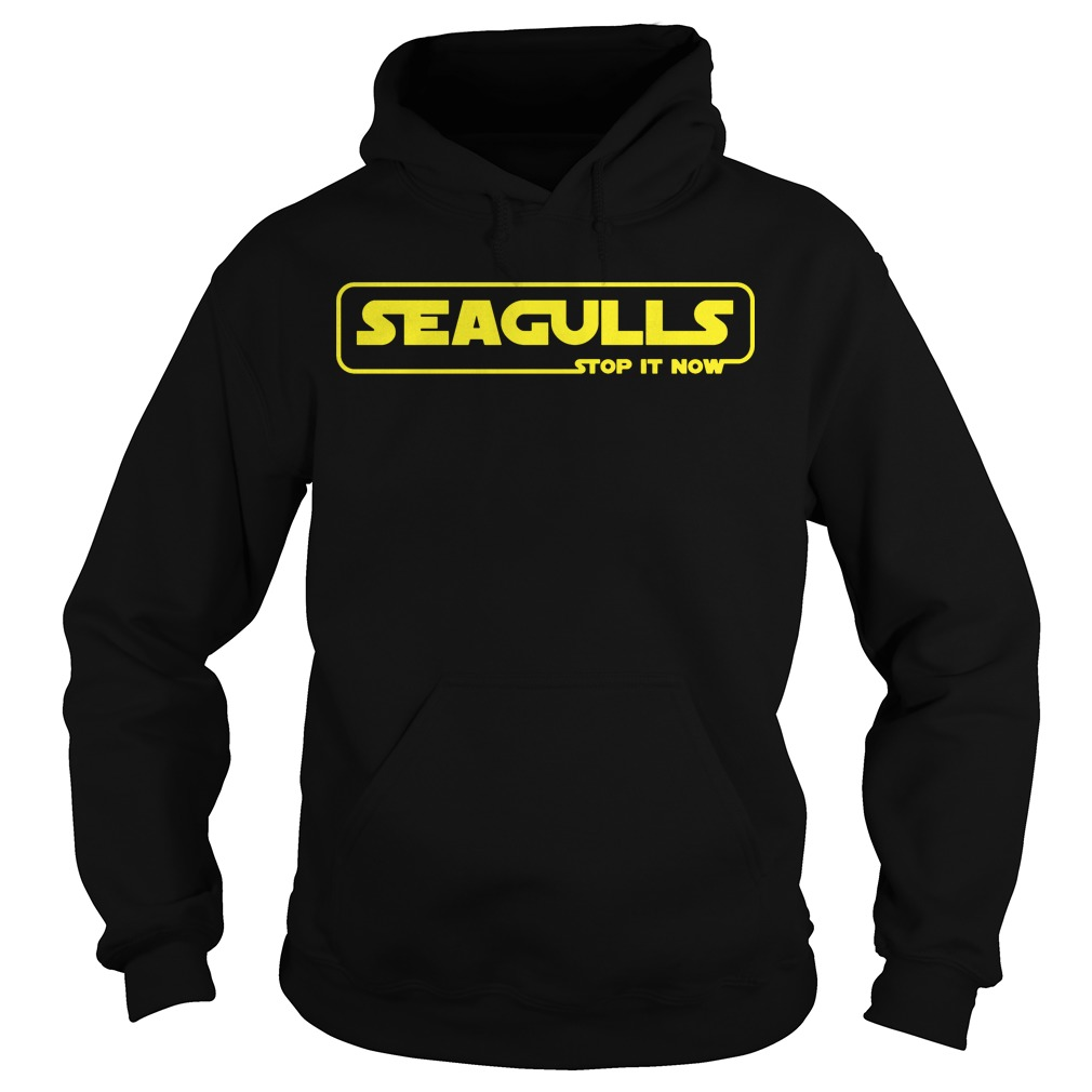 Seagulls Episode 1 Stop Now Hoodie
