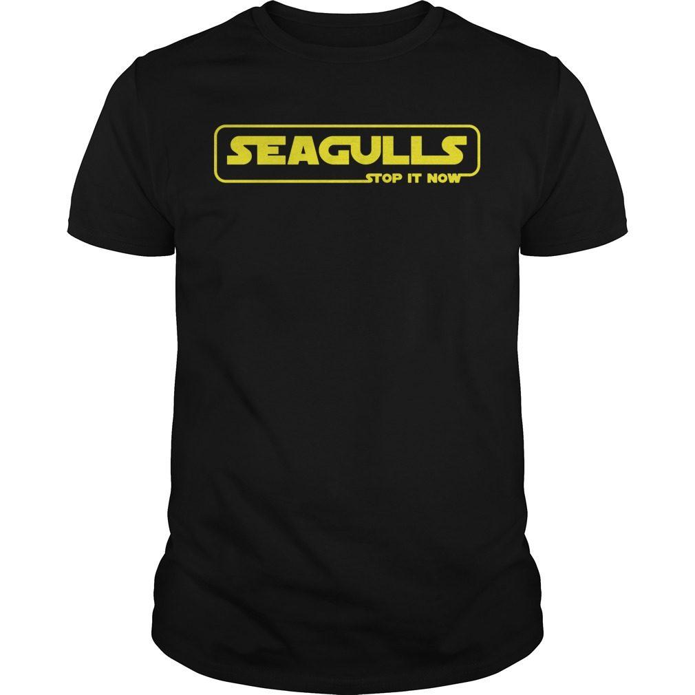 Seagulls Episode 1 Stop Now Shirt