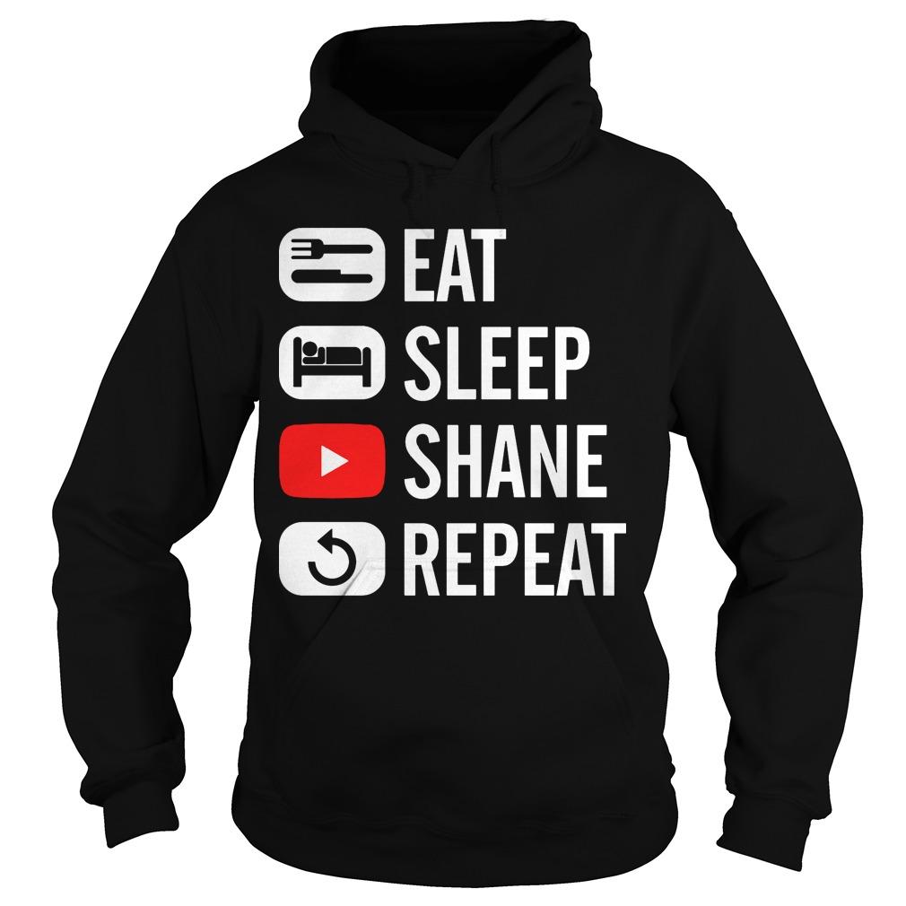Shane Dawson Eat Sleep Hoodie