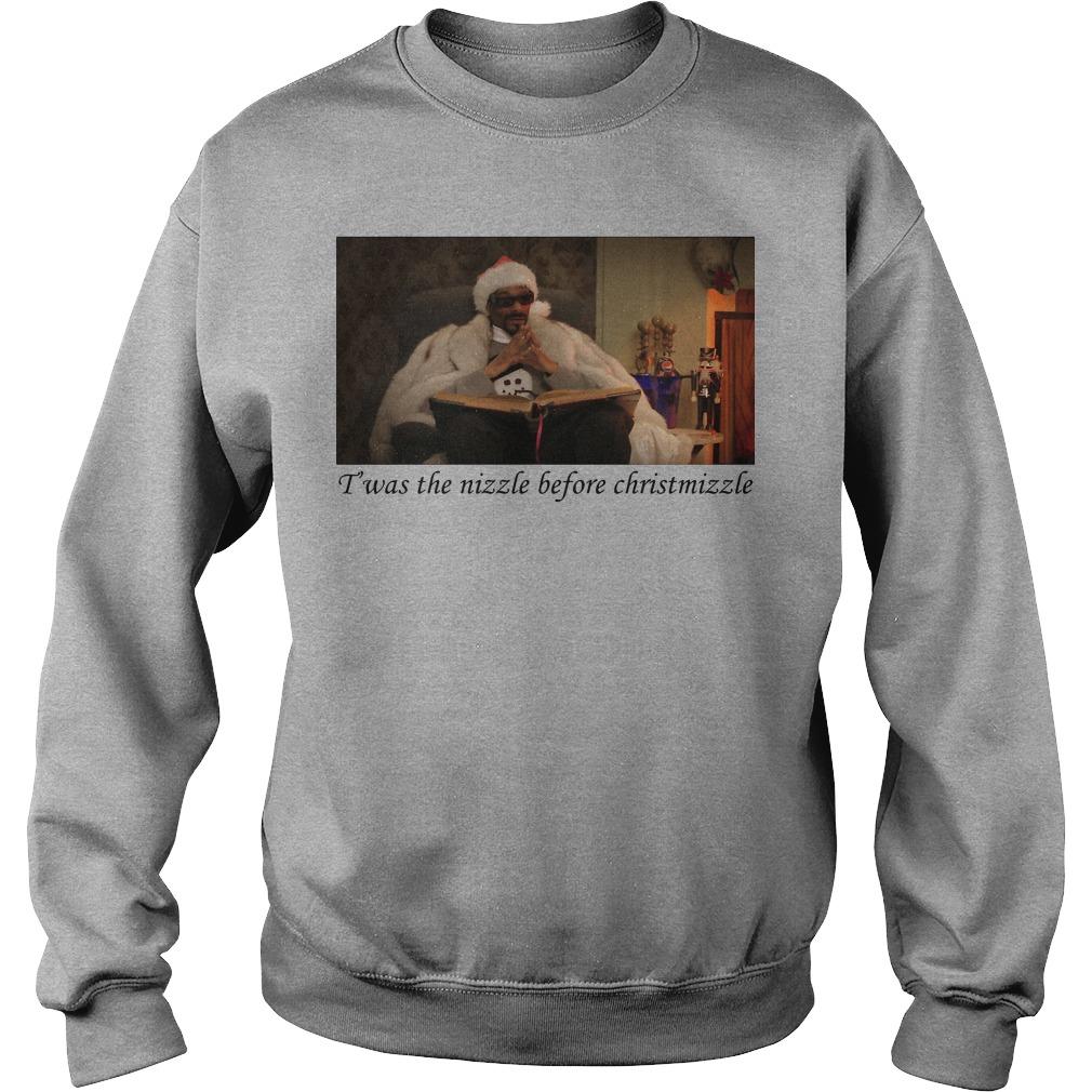 Snoop Dogg At Christmas Sweater Shirt Hoodie And Longsleeve Tee