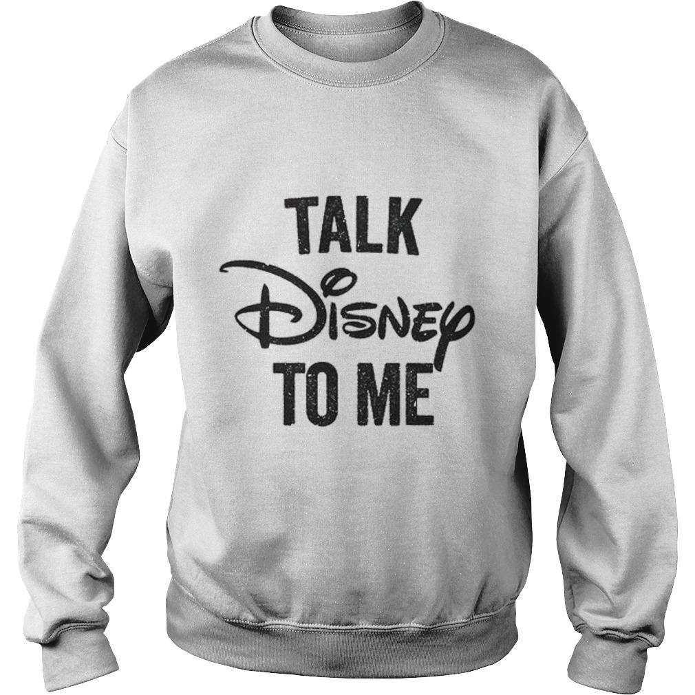 Talk Disnep Sweater