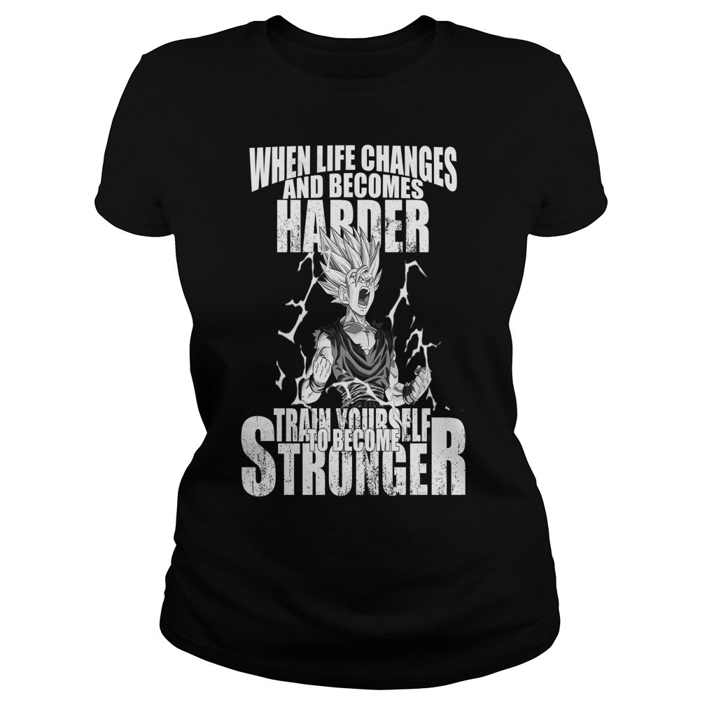Tee Pantheon Stronger01 2 Ladies Tee