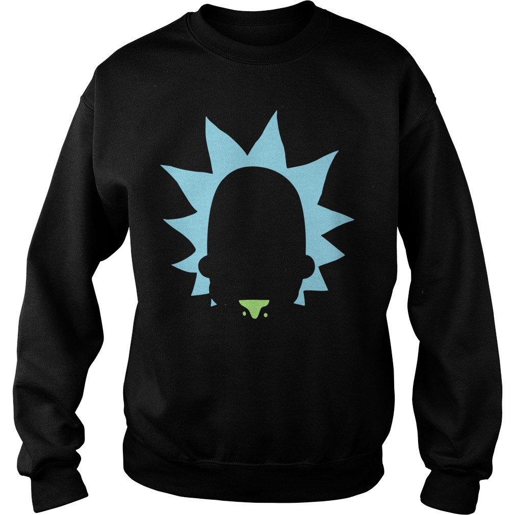 The Rickest Rick Sweater