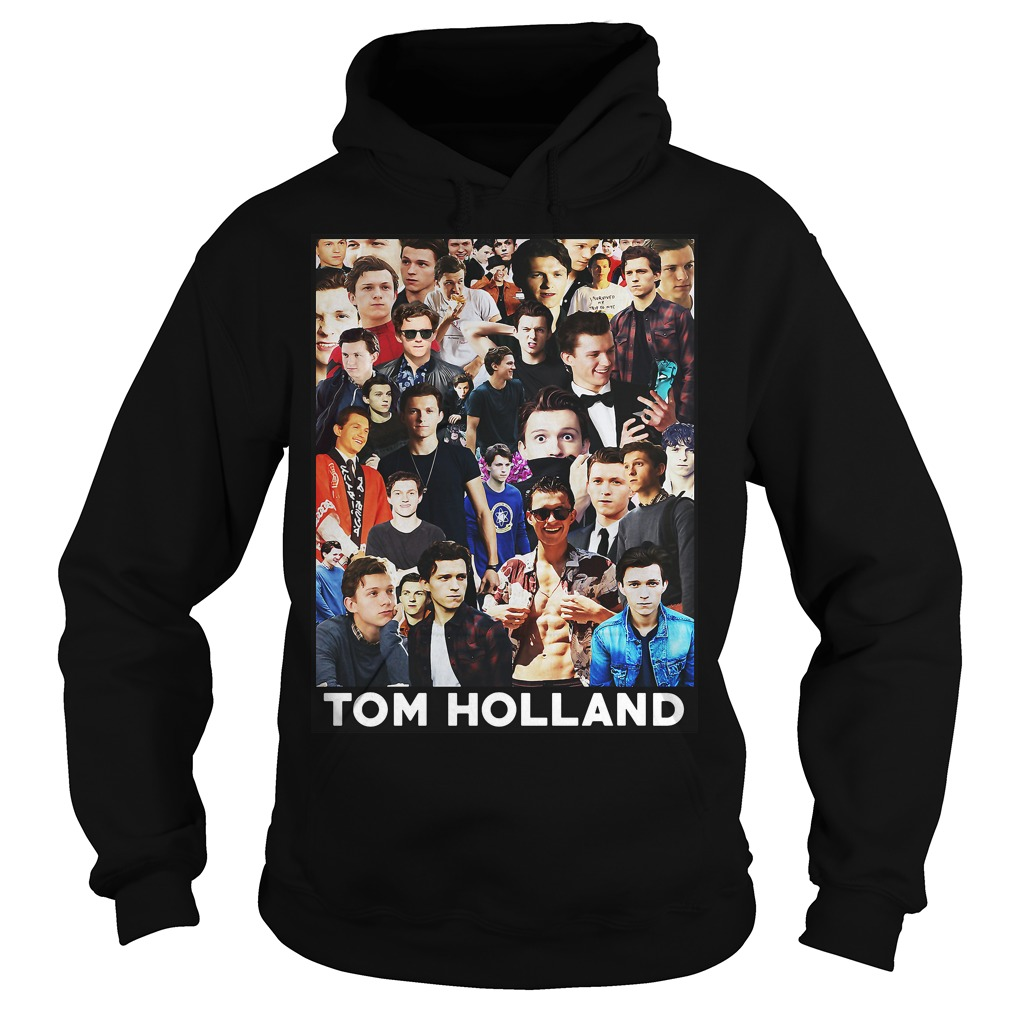 Tom Holland Spider Man Hoodie