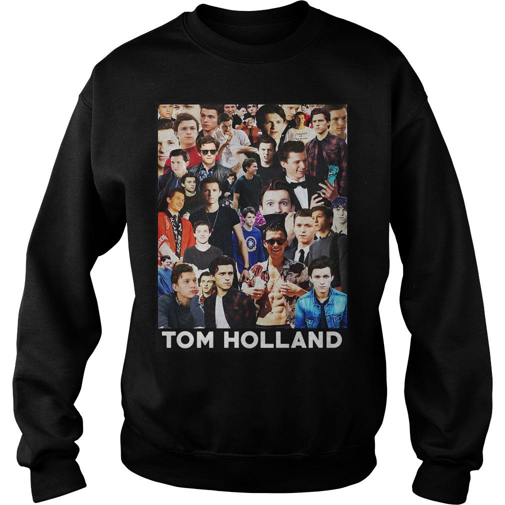 Tom Holland Spider Man Sweater