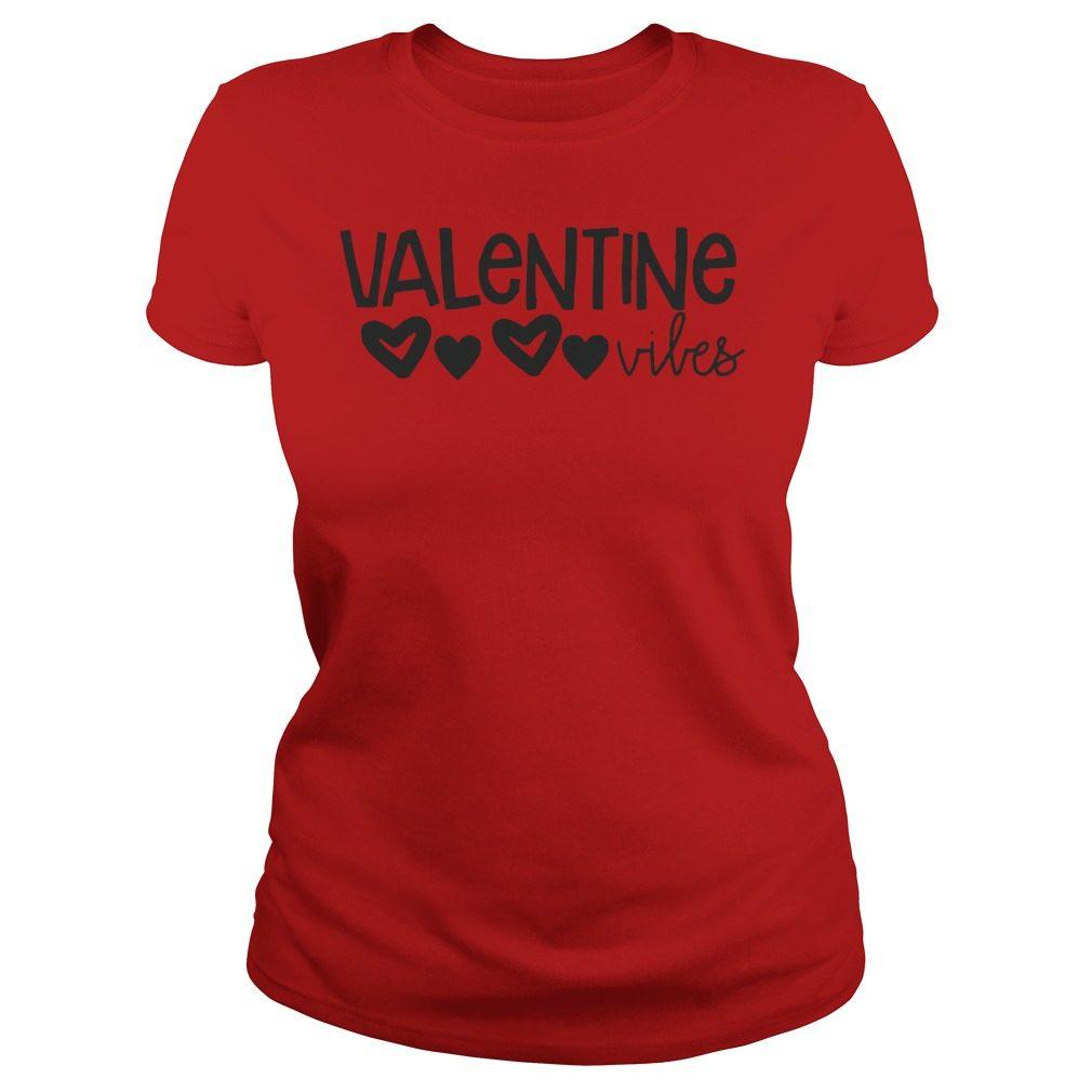 Valentine Viber Ladies Tee