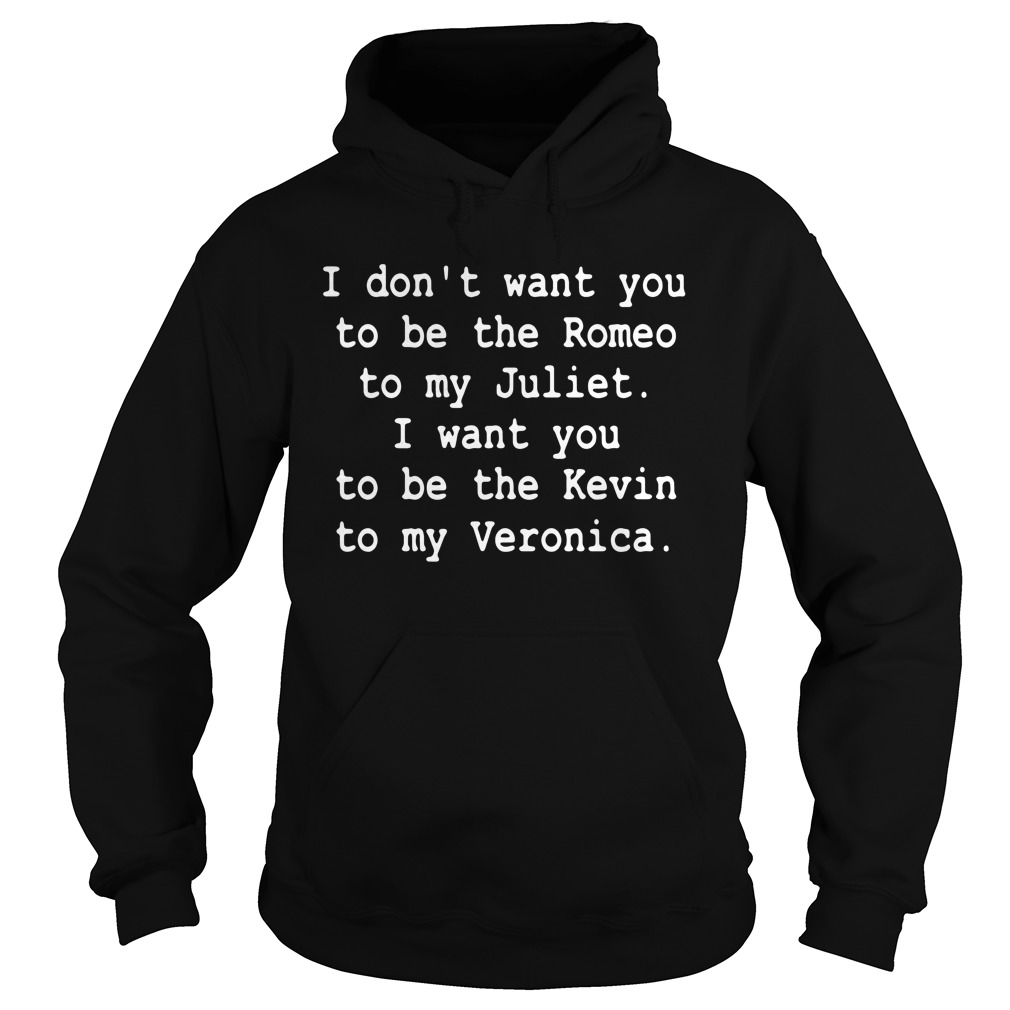 Want Kevin Veronica Hoodie