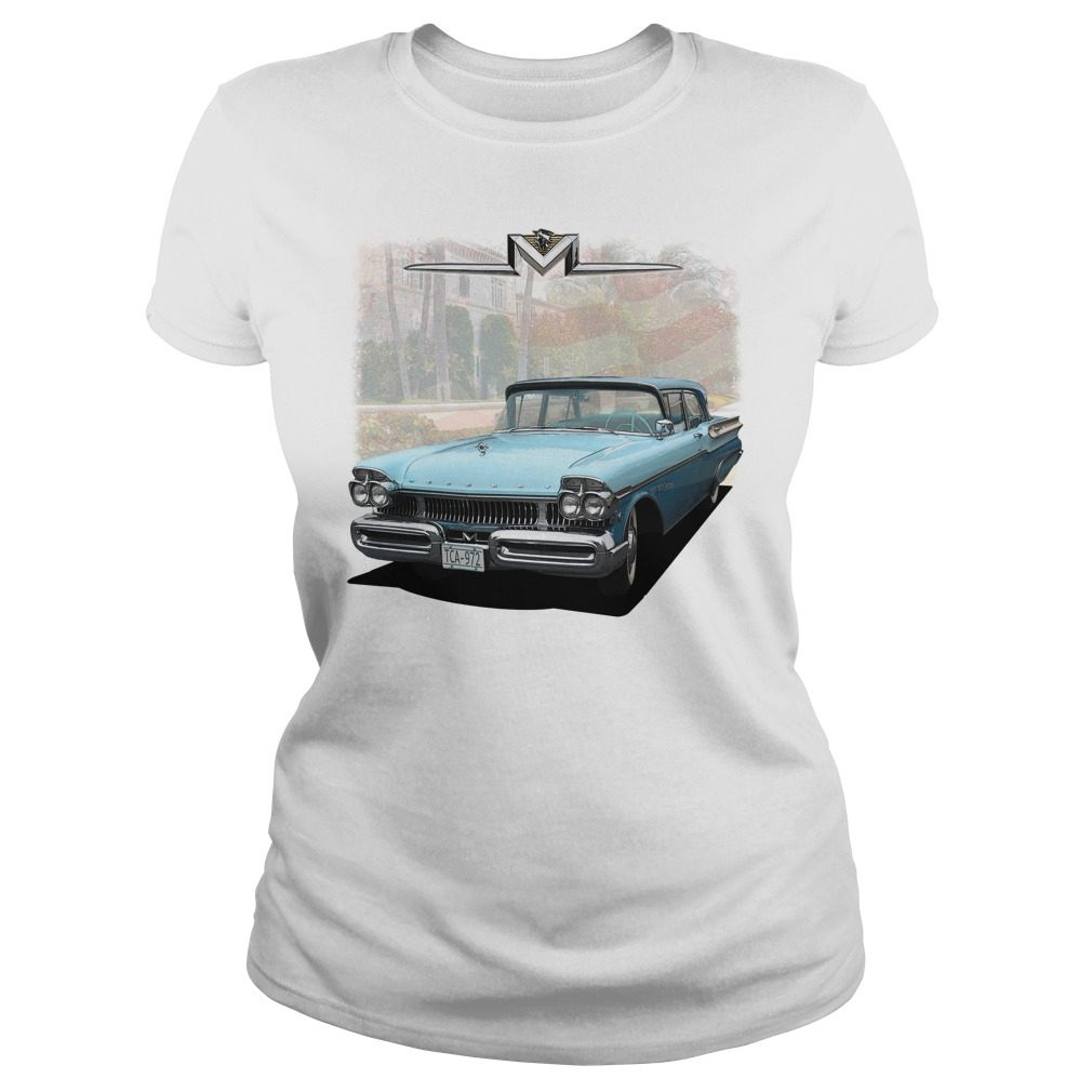 1957 Mercury Ladies Tee