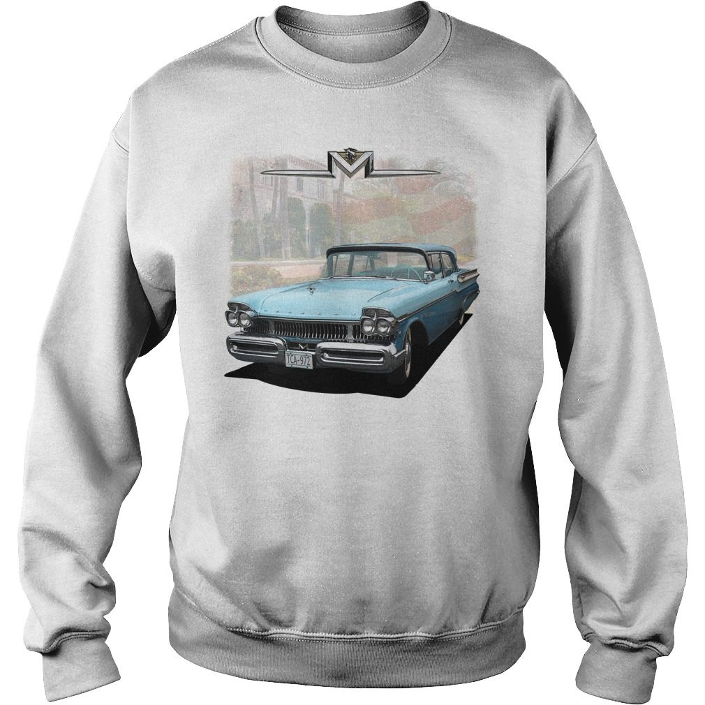 1957 Mercury Sweater