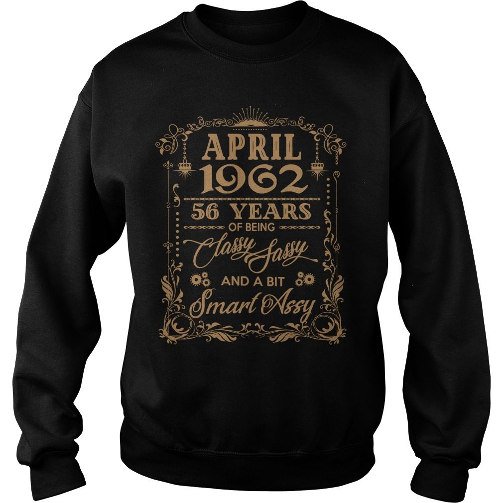 April 1962 56 Years Classy Sassy Bit Smart Assy Sweater
