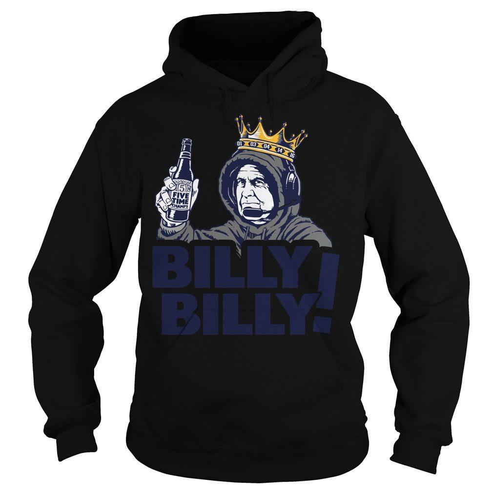 Billy Billy Belichick Hoodie