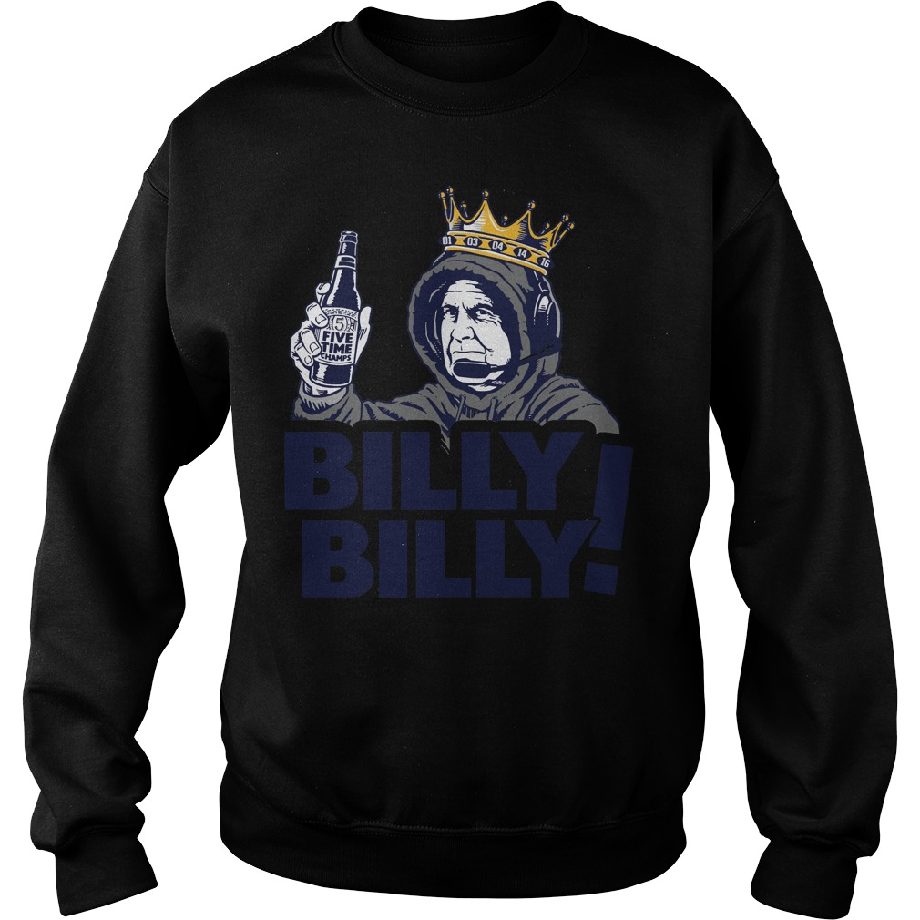 Billy Billy Belichick Sweater