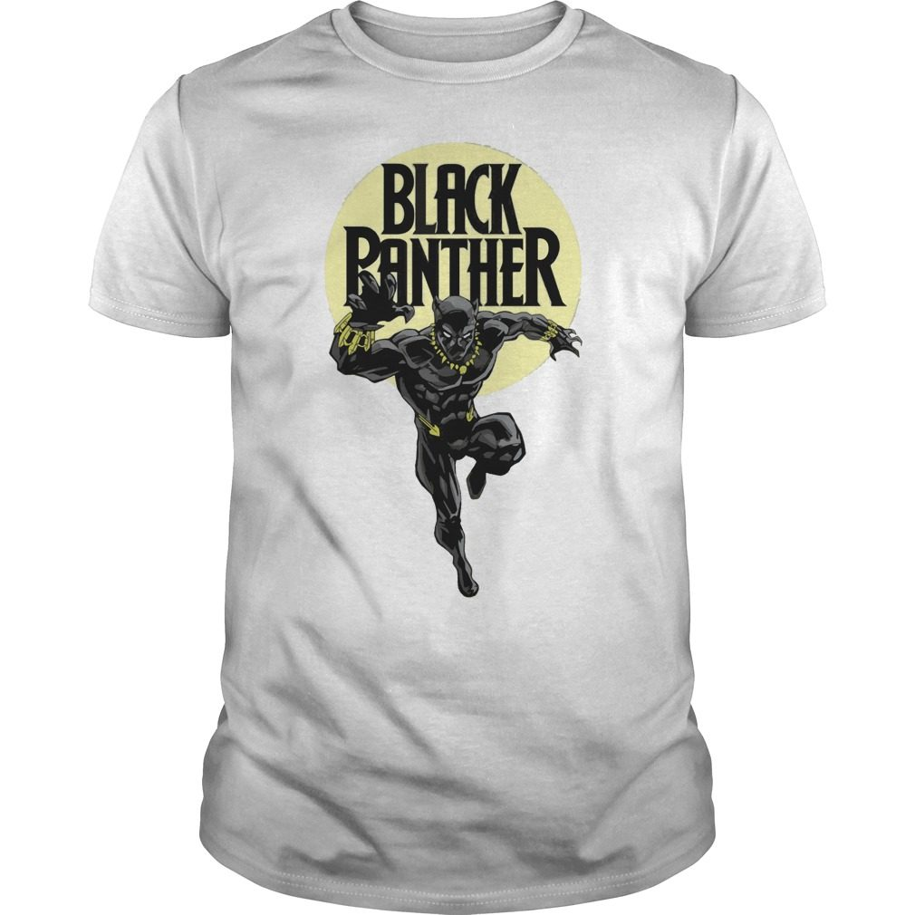 Black Panther T Challa Claws Shirt