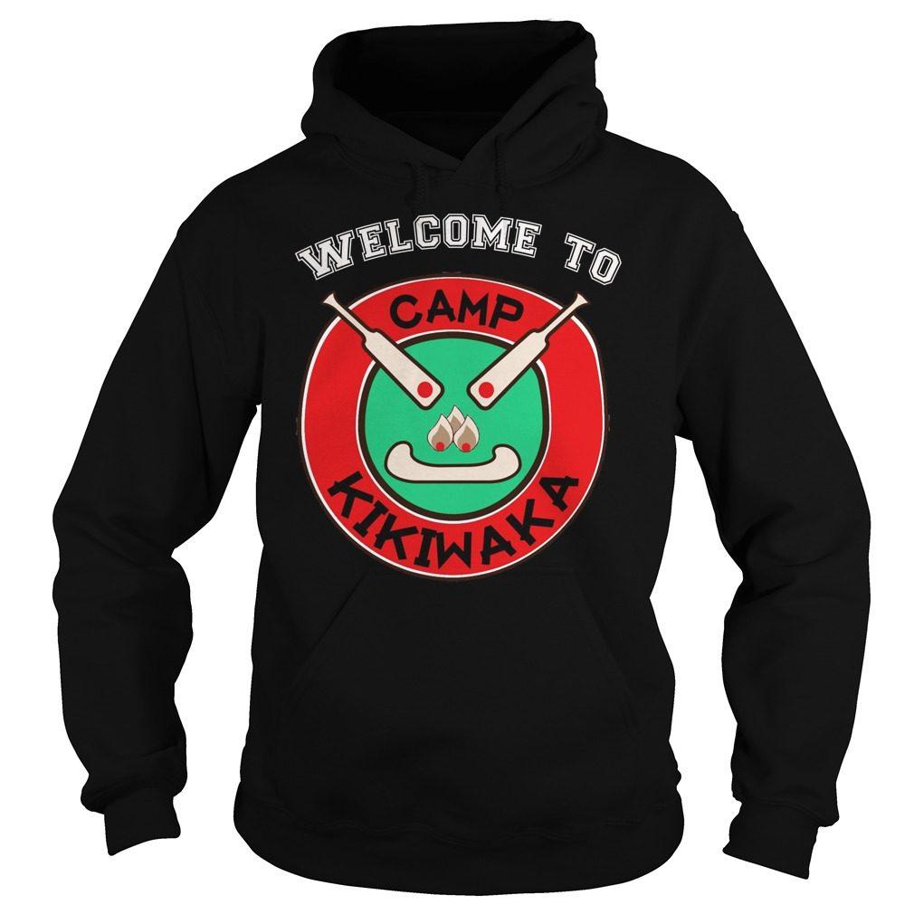 Camp Kikiwaka Hoodie
