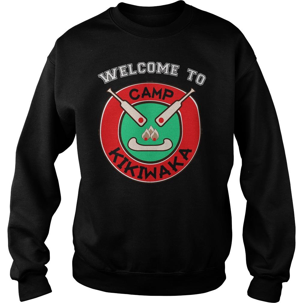 Camp Kikiwaka Sweater