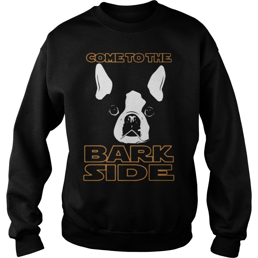 Come To The Bark Side Dog Lover Sweater