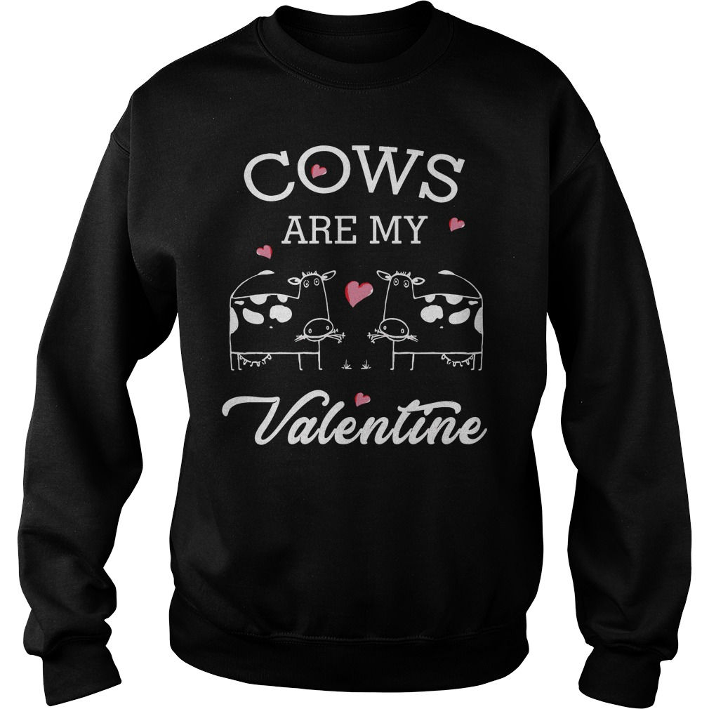 Cows Valentine Sweater