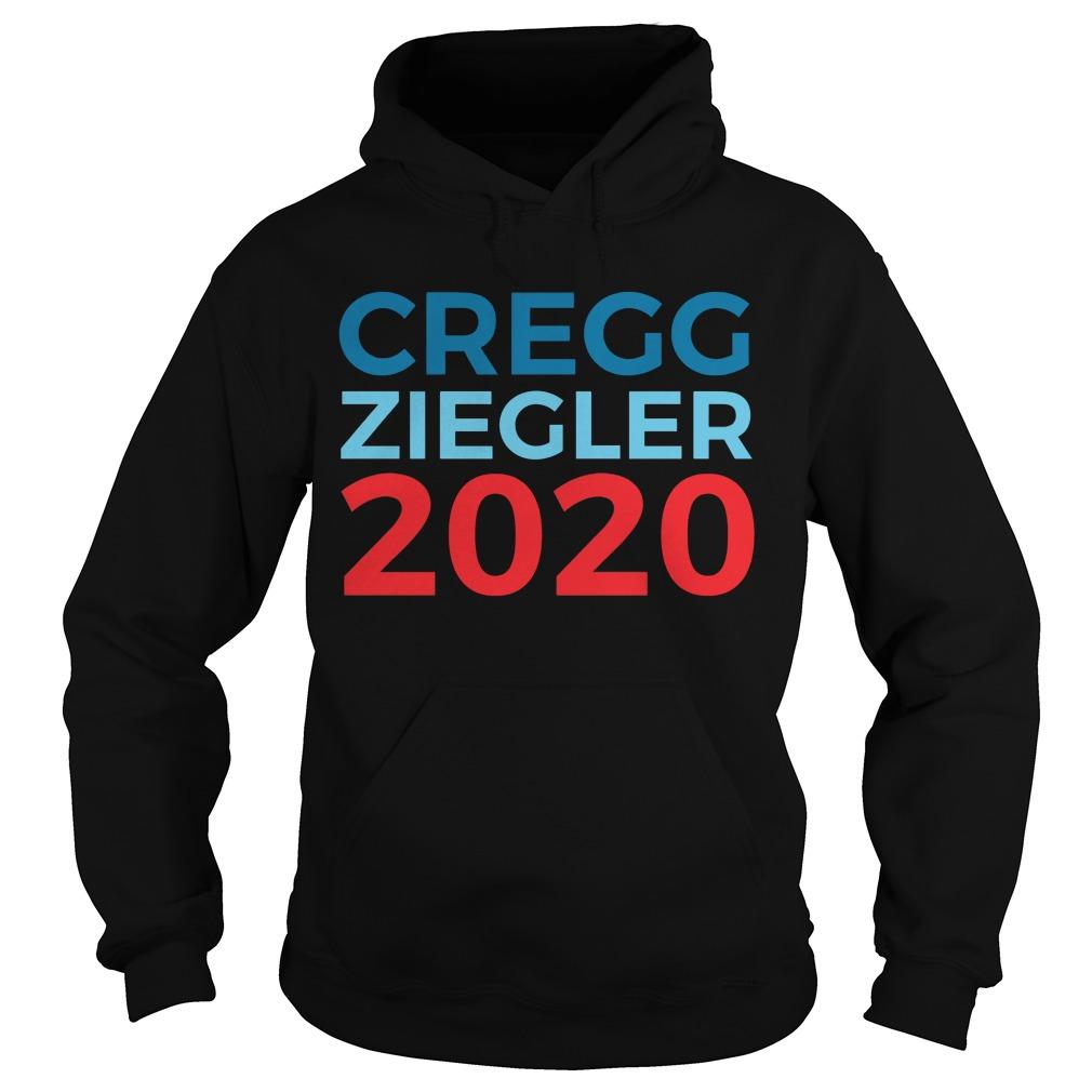 Cregg Ziegler 2020 Hoodie