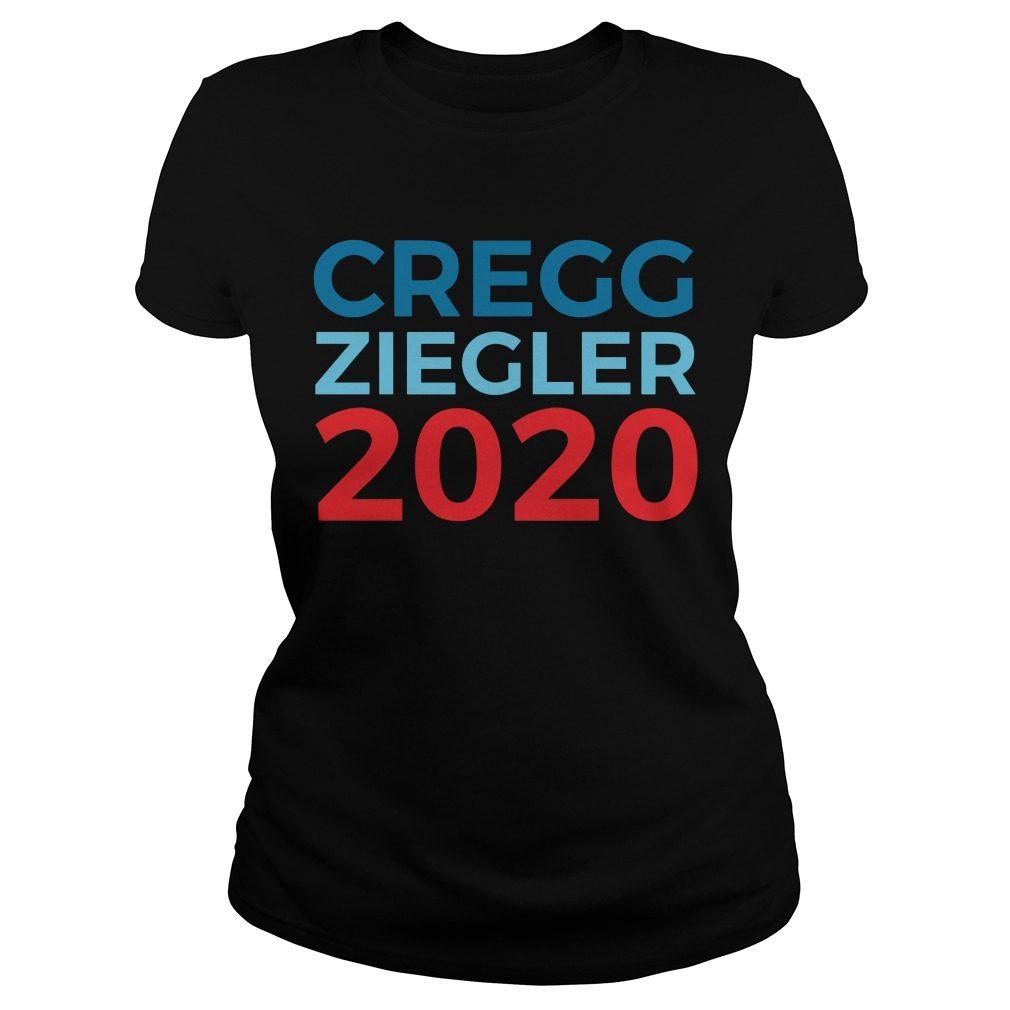 Cregg Ziegler 2020 Ladies Tee