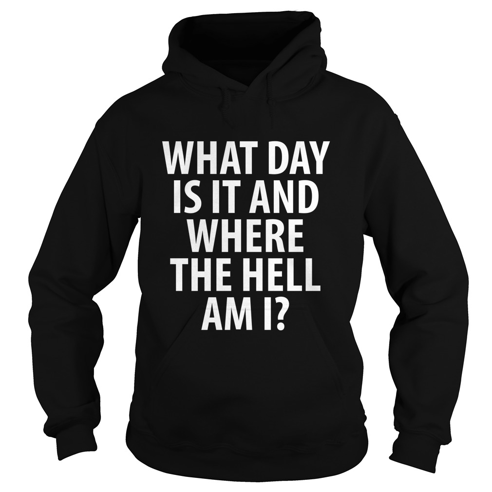 Day Hell Drinking Hoodie