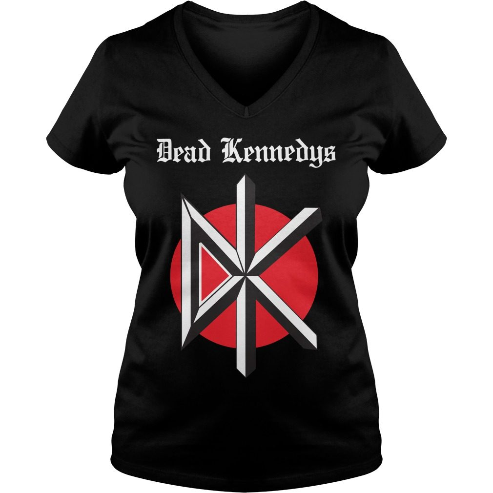 Dead Kennedys V-neck t-shirt