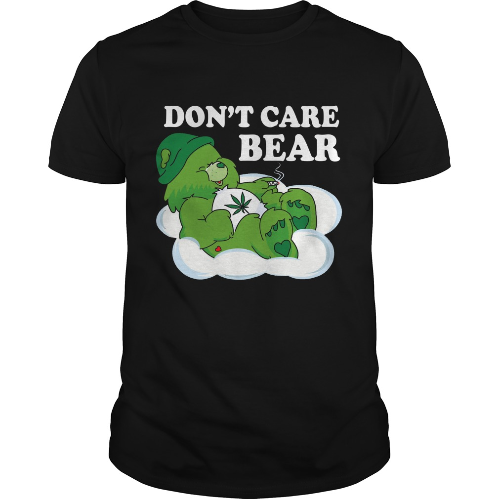 Dont Care Bear Shirt