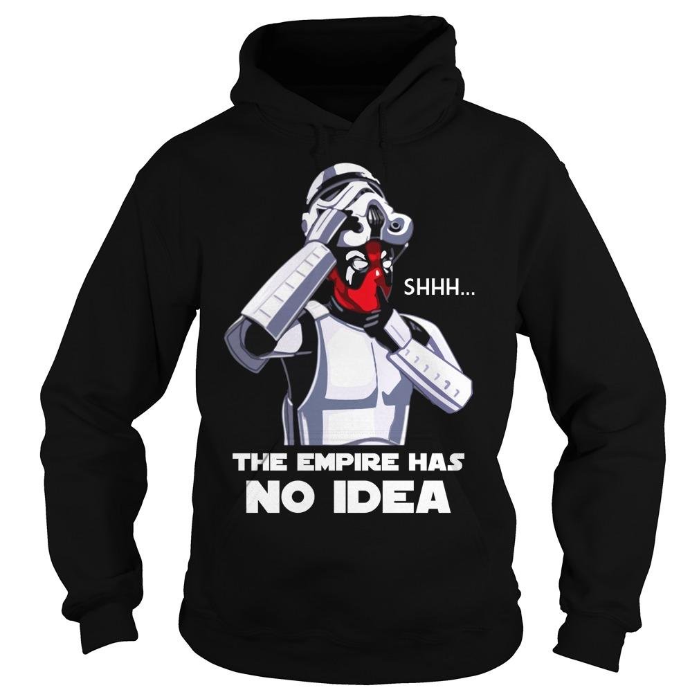 Empire No Idea Hoodie