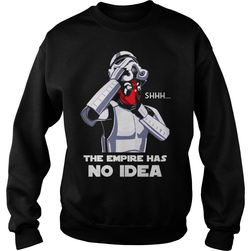 Empire No Idea Sweater
