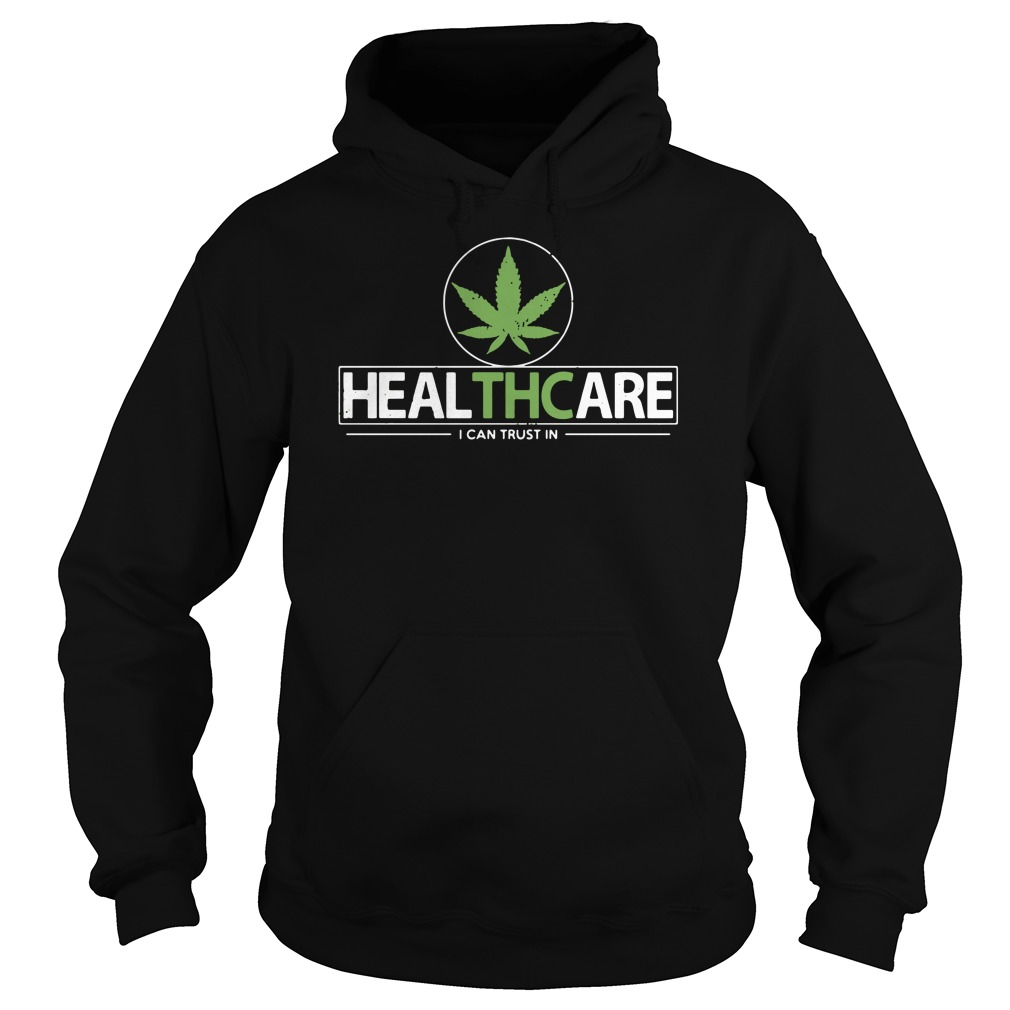 Healthcare Can Trust Hoodie