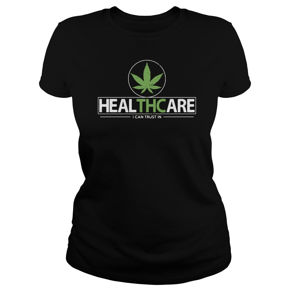 Healthcare Can Trust Ladies Tee