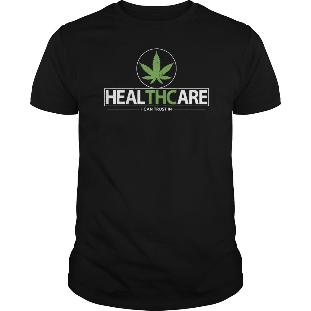Healthcare Can Trust Shirt