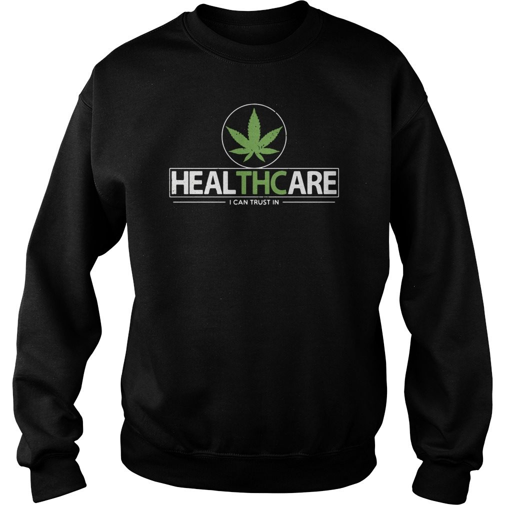 Healthcare Can Trust Sweater