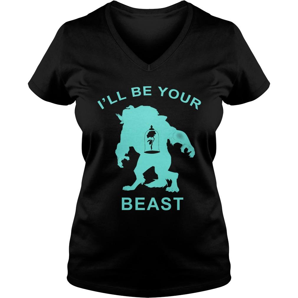 Ill Beast V Neck T Shirt