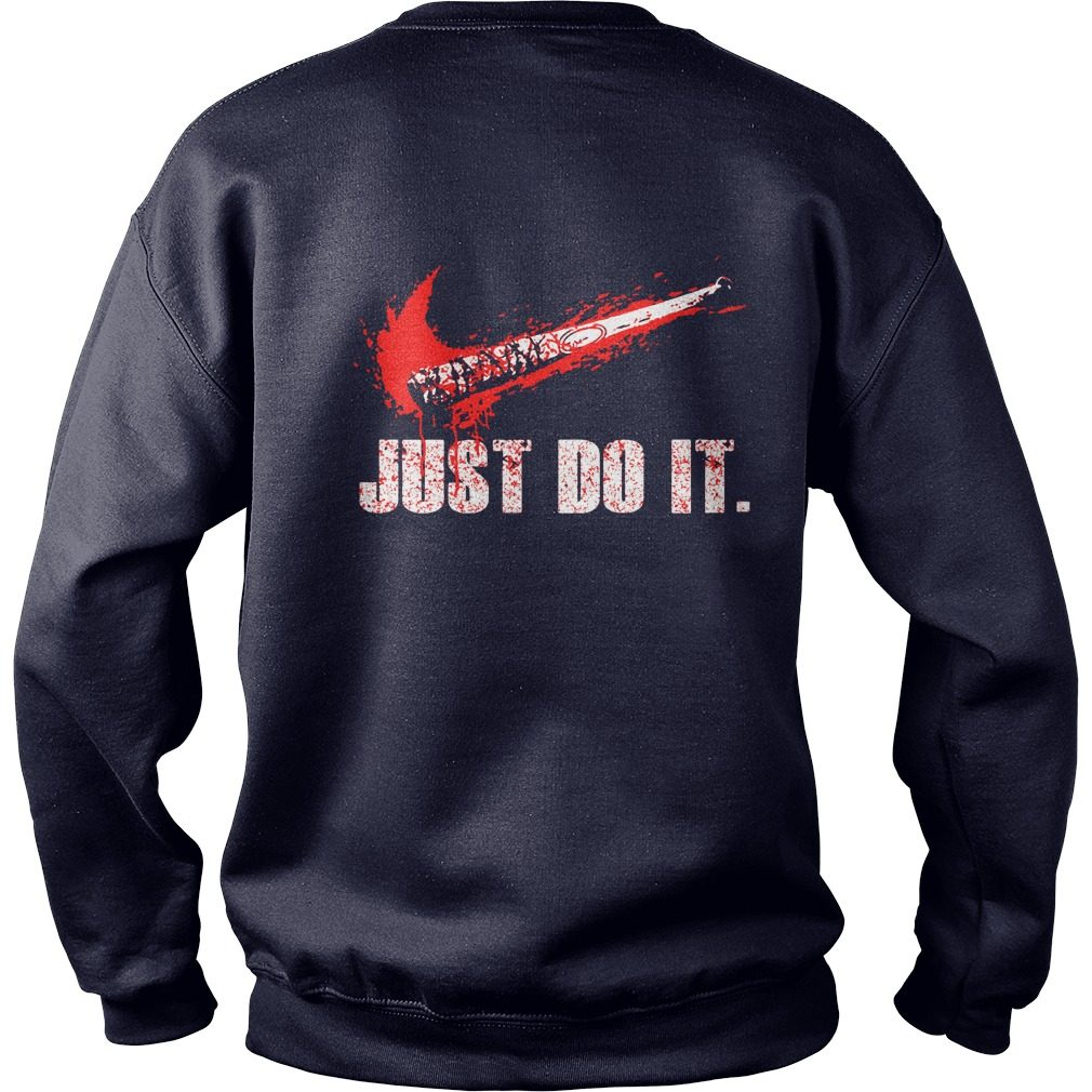 Just Do It Walking Grimes Dead Sweater