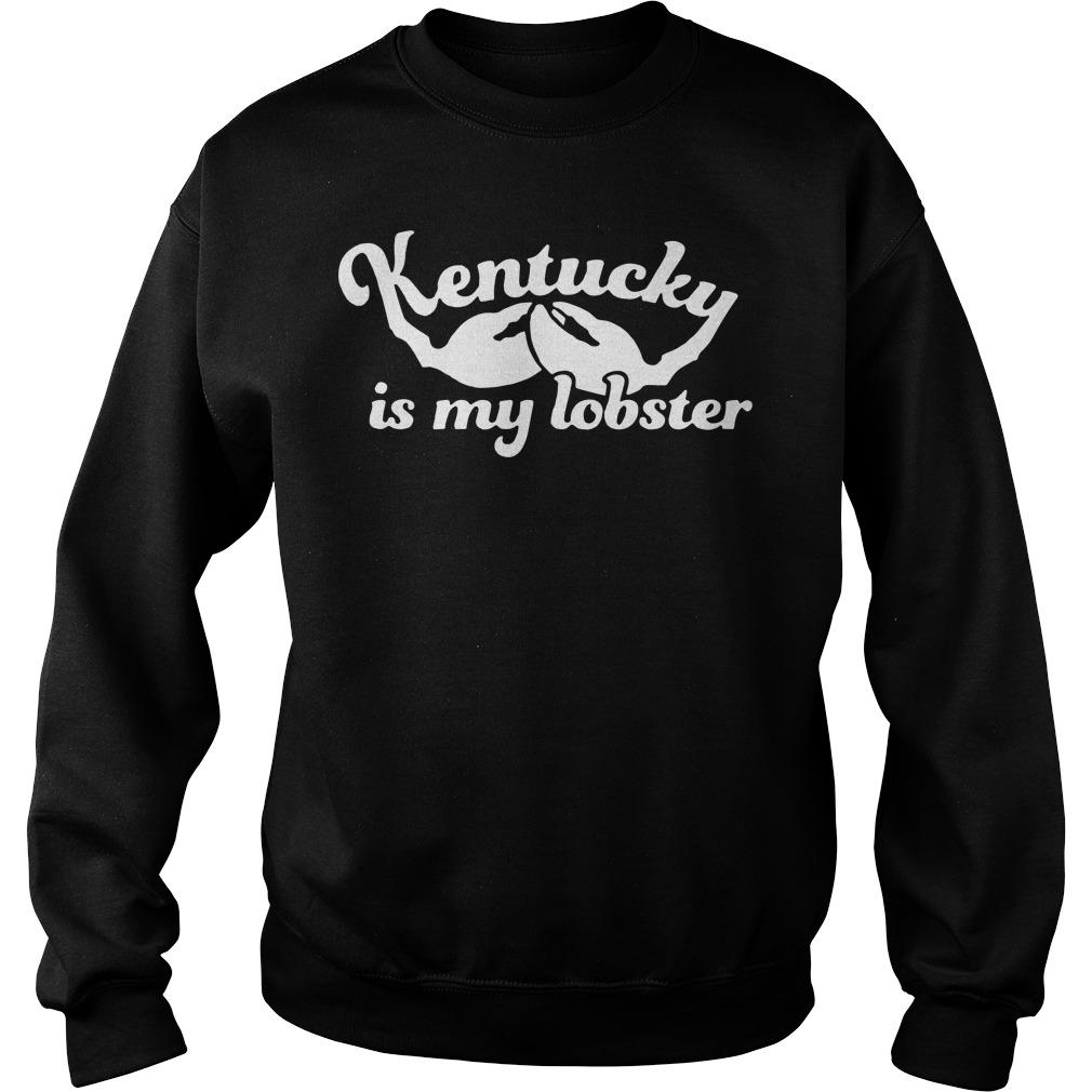 Kentucky Is My Lobster Sweater