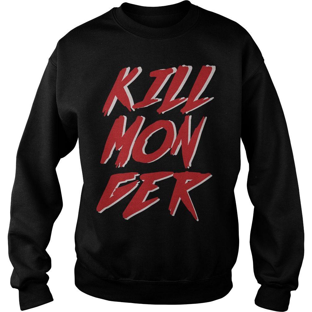 Killmonger Sweater