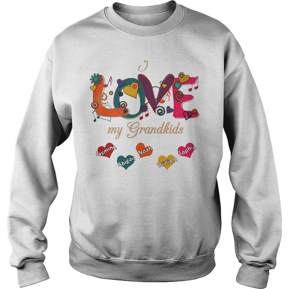 Love Grandkids Sweater