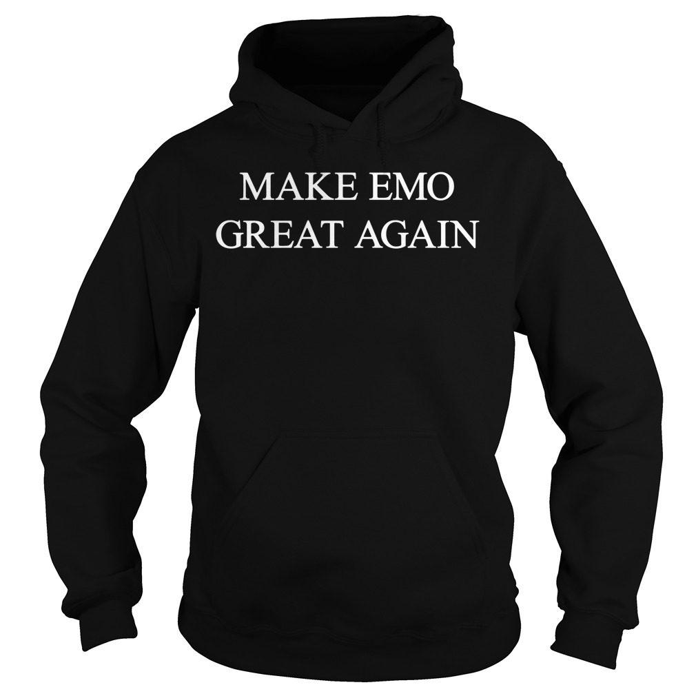 Make Emo Great Again Hoodie