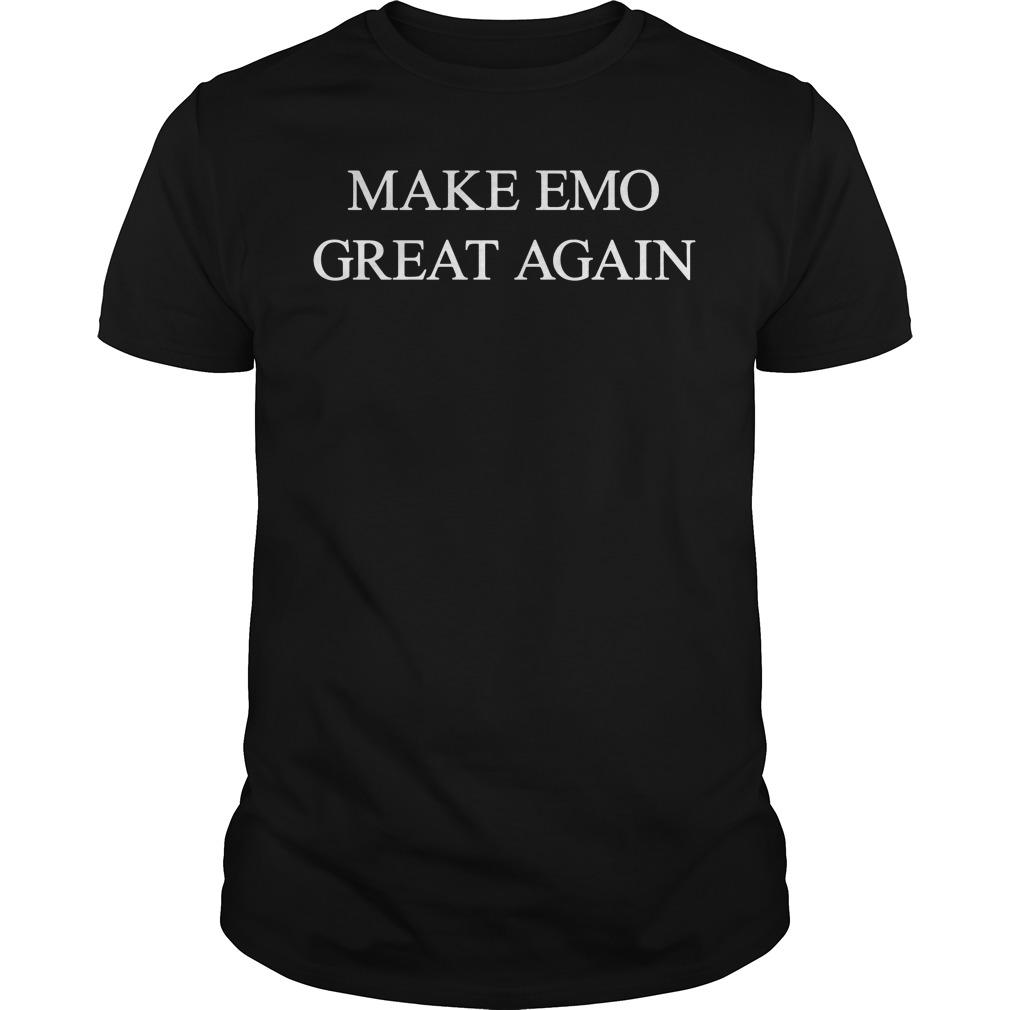 Make Emo Great Again Shirt
