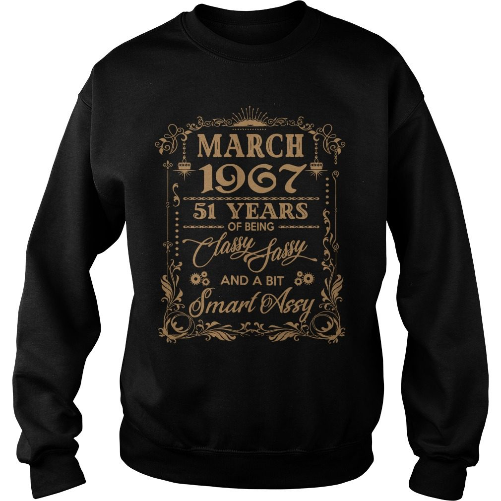 March 1967 51 Years Classy Sassy Bit Smart Assy Sweater