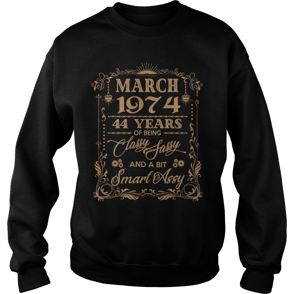 March 1974 44 Years Of Being Classy Sassy And A Bit Smart Assy Sweater