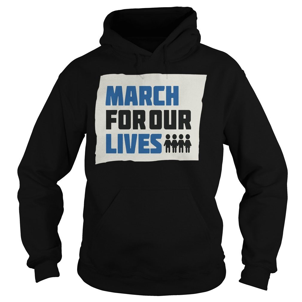 March Lives Hoodie